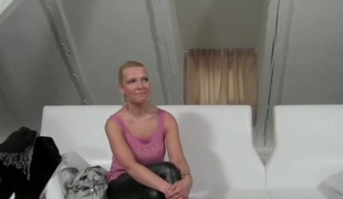 Enjoyable darling charms with her exceptional titty fucking